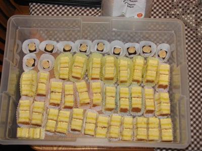 Woody's Lemon Luxury Layer Cake
