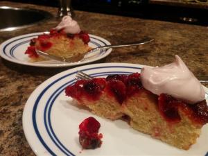 Dessert for 2