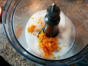 Orange & Lemon Zests