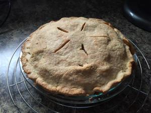 Mmmm. Pie.