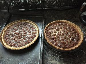 Pecan Pie & Pecan Tart